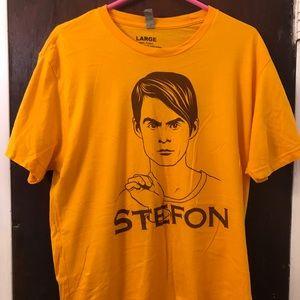 Never worn SNL Stefon Tee Shirt